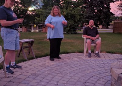 Amy, Eugene, & Brian